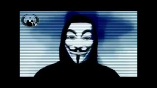 Anonymous Message To Isis