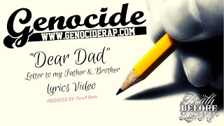Genocide - Dear Dad (Lyrics Video)