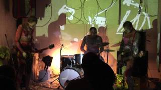 ABGAS - Naked Chaos_05 @ Bei Roy, Berlin 2011 (HD)