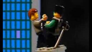 LEGO Peter vs. New Goblin