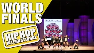 Duchesses - New Zealand (Varsity Division Finalist) @ HHI's 2015 World Finals