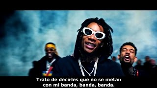 Gang Up – Young Thug, 2 Chainz, Wiz Khalifa & PnB Rock (Subtitulada en Español)