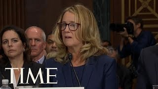 Science Behind Christine Blasey Ford's Testimony: 'Indelible In The Hippocampus Is Laughter' | TIME