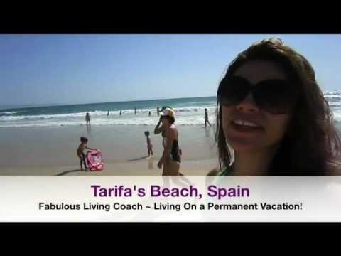 Tarifa's Beach, Spain – Elaine Sarantakos