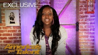 Flau'jae Opens Up About Her Father And Her Emotional AGT Performance - America's Got Talent 2018