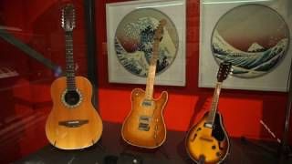 Video: Pink Floyd retrospective exhibition previews in London