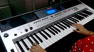 Yeh Mera Dil, Cover on Keyboard by Harshvi