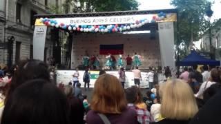 Buenos Aires celebra RUSIA 2015