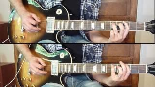 Metallica - One cover (intro +solo 1&2)