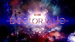 The New Doctor Who Titles | Doctor Who: Series 11