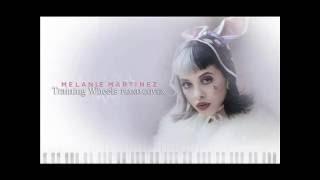 Training Wheels - Melanie Martinez (Piano Cover)
