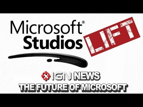 IGN News - Microsoft's Future is in the Cloud