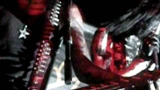 Black Veil Brides- Perfect Weapon Live 07/12/10 St. Petersburg, Florida