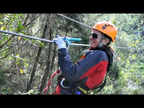Tsitsikamma Falls Adventures: ZIPLINE