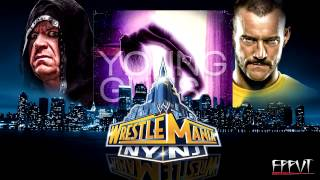 "WWE Wrestlemania 29 Theme Song - ""Bones"" By Young Guns"