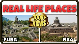 Real life places in Pubg Part 2 🔥 | Real life Sanhok and Miramar
