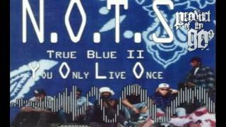 N.O.T.S - East Side Instrumental Remake 1994  [ Product Of Tha 90s ]