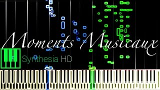 Moments Musicaux No. 4 // RACHMANINOFF [Piano Tutorial] (Synthesia)