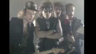 Saxon - Nightmare (1983 Music Video) HD