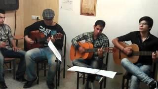 Caballos Blancos by Graf-Martinez - Sol Band