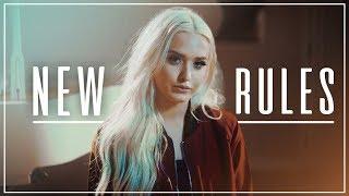 NEW RULES - Dua Lipa | PIANO VERSION! KHS & Macy Kate COVER