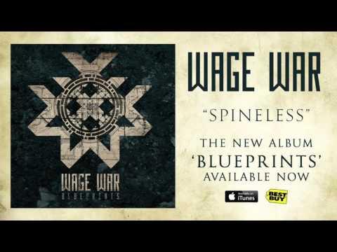 Spineless de Wage War Letra y Video