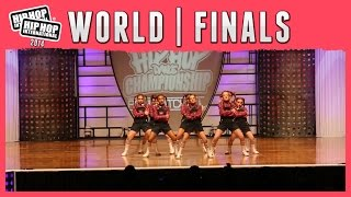 Bubblegum - New Zealand (Junior - Bronze Medalist) at the 2014 HHI World Finals