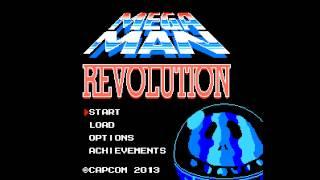 """Mega Man Revolution Music - Saw Man """"Industrial Pinter Panter"""""""
