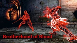 Dark Souls 2 Brotherhood of Blood