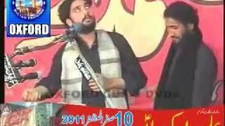 Zakireen: Waseem Baloch & Habib Raza (Shahdat Ali Akber a.s) Mandi Bahauddin width=