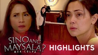 Dolores testifies against Fina | Sino Ang Maysala (With Eng Subs)