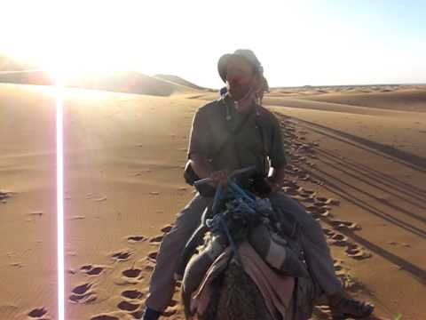 Polish singing in the Sahara