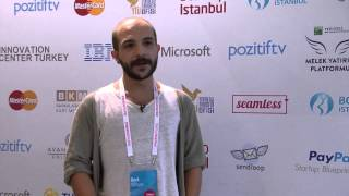 Berk Tatlıses (Seamless) Startup Istanbul Interview