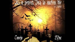 CONEJO FEAT  2PAC   IT'S A PERFECT DAY, TO FUCKEN DIE ~ 187 REMIX