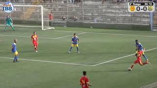 S.C. MAZARESE - MAZARA CALCIO 1-0 HIGHLIGHTS