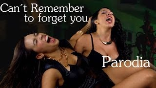 Can´t remember to forget you (Parodia) - Internautismo Crónico