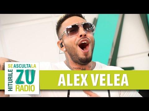 Alex Velea - Ziua Mea (Live la Radio ZU)