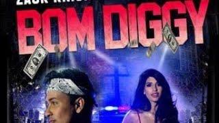 Original song Zack Knight and Jasmin Walia Bom diggy diggy bum bum