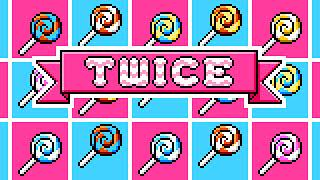 CANDY POP, Twice - 8 bits