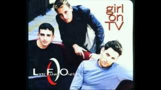 LFO -  Girl on TV Cover