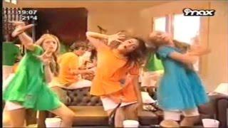 """Vale,Mar y Tefy bailan """"Provocame"""" [Casi Angeles]"""