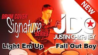Light Em Up Drum Cover - Fall Out Boy