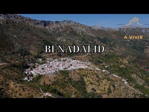 Video presentación Benadalid
