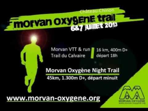 morvan oxyg ne trail