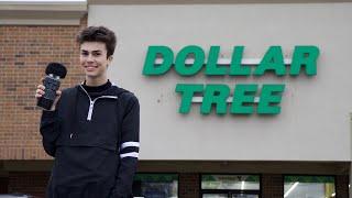 ASMR In Dollar Tree