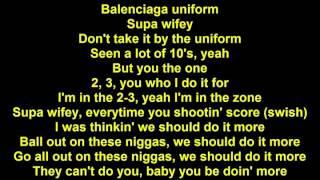 Tyga - Supawifey (Lyrics)