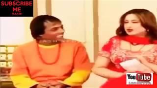 KISMAT BAIG LAST PUNJABI STAGE DRAMA   HOT Stage Drama   Sexy Kismat Baig   FULL COMEDY width=
