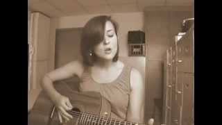 You Love Me Anyway - Sidewalk Prophets Cover by Jessie
