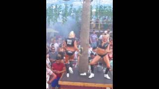 Paul Van Dyk Guaba Club Cyprus 2016/Dancers 2