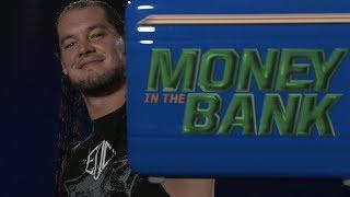 Baron Corbin es Mr. Money in The Bank